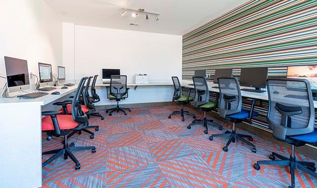 Computer Lab & Study Lounge